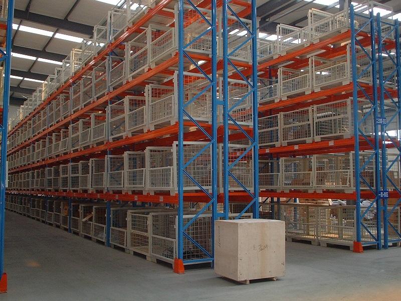 Selective Pallet Rack Systems Herbert And Associates